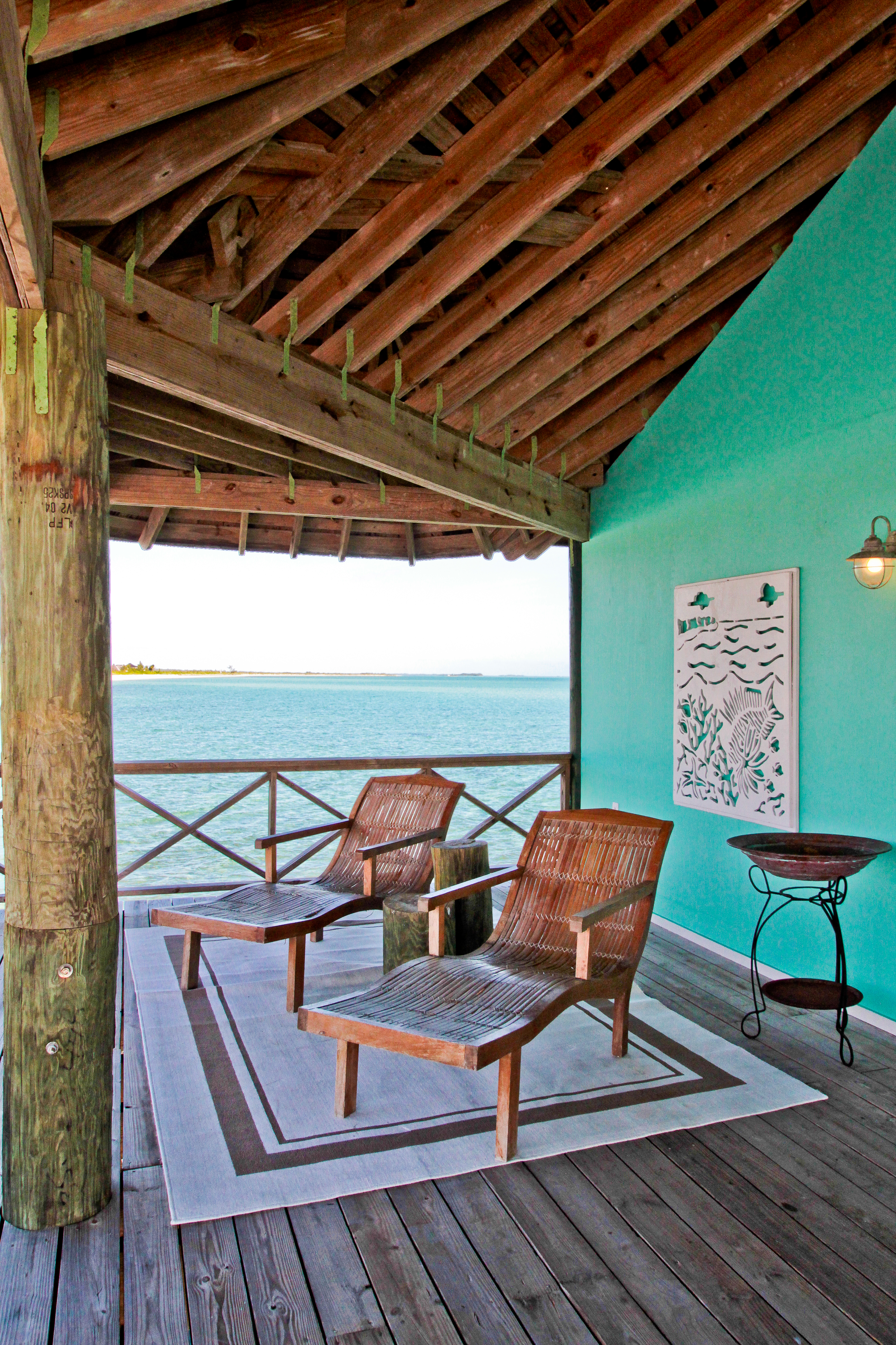 Expect a laid-back beach vacation, minus the crowds of nearby Nassau.