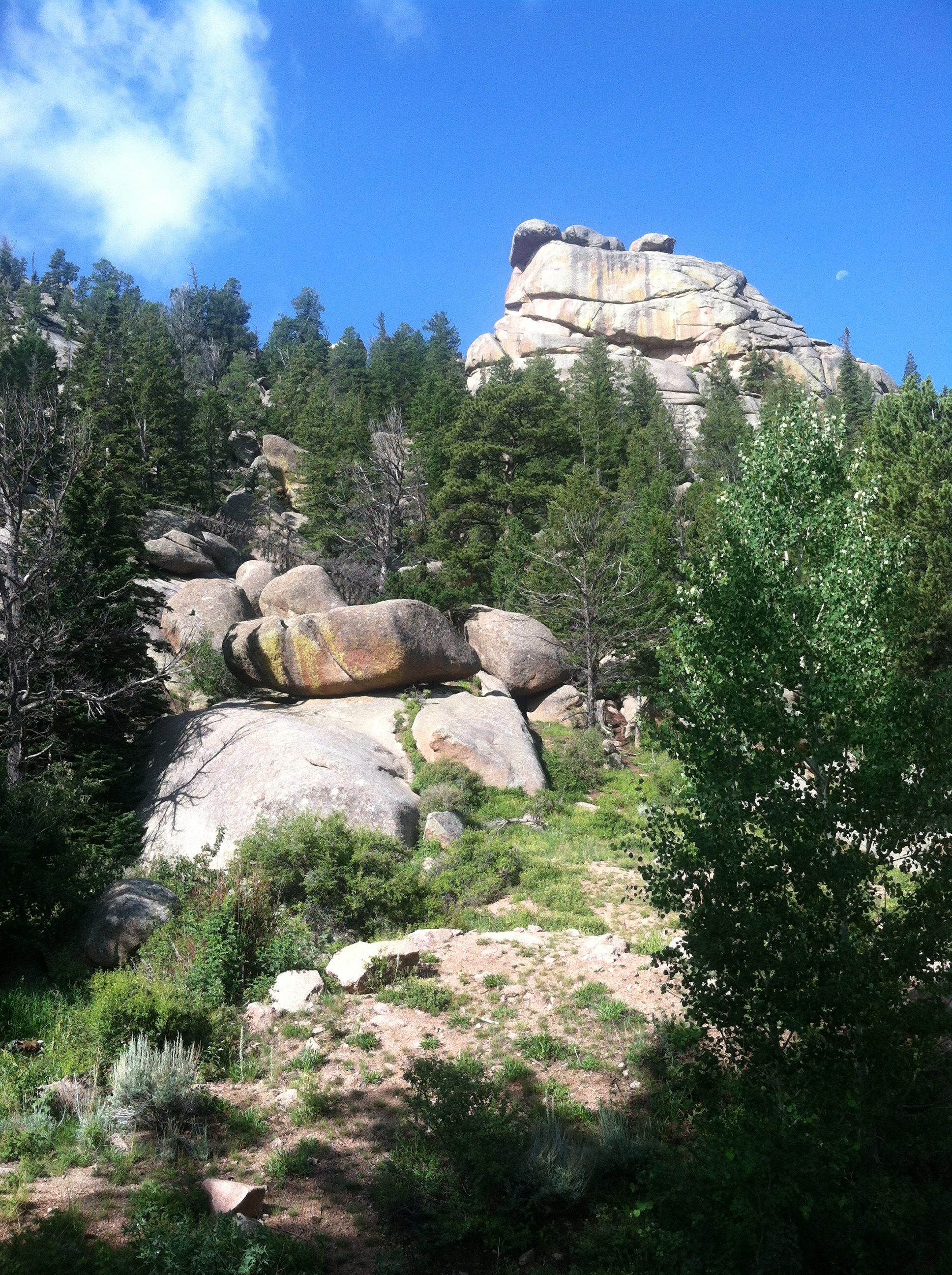 Vedauwoo Campground and Recreation Area