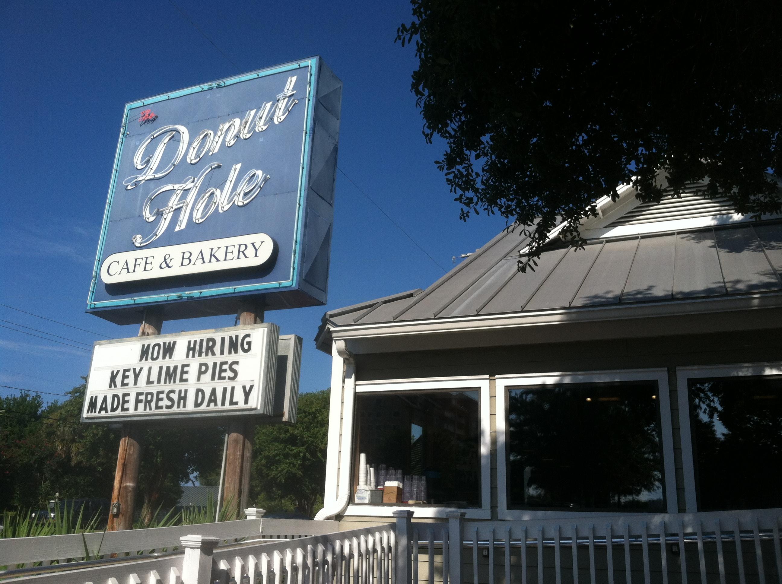 Donut Hole, destin breakfast