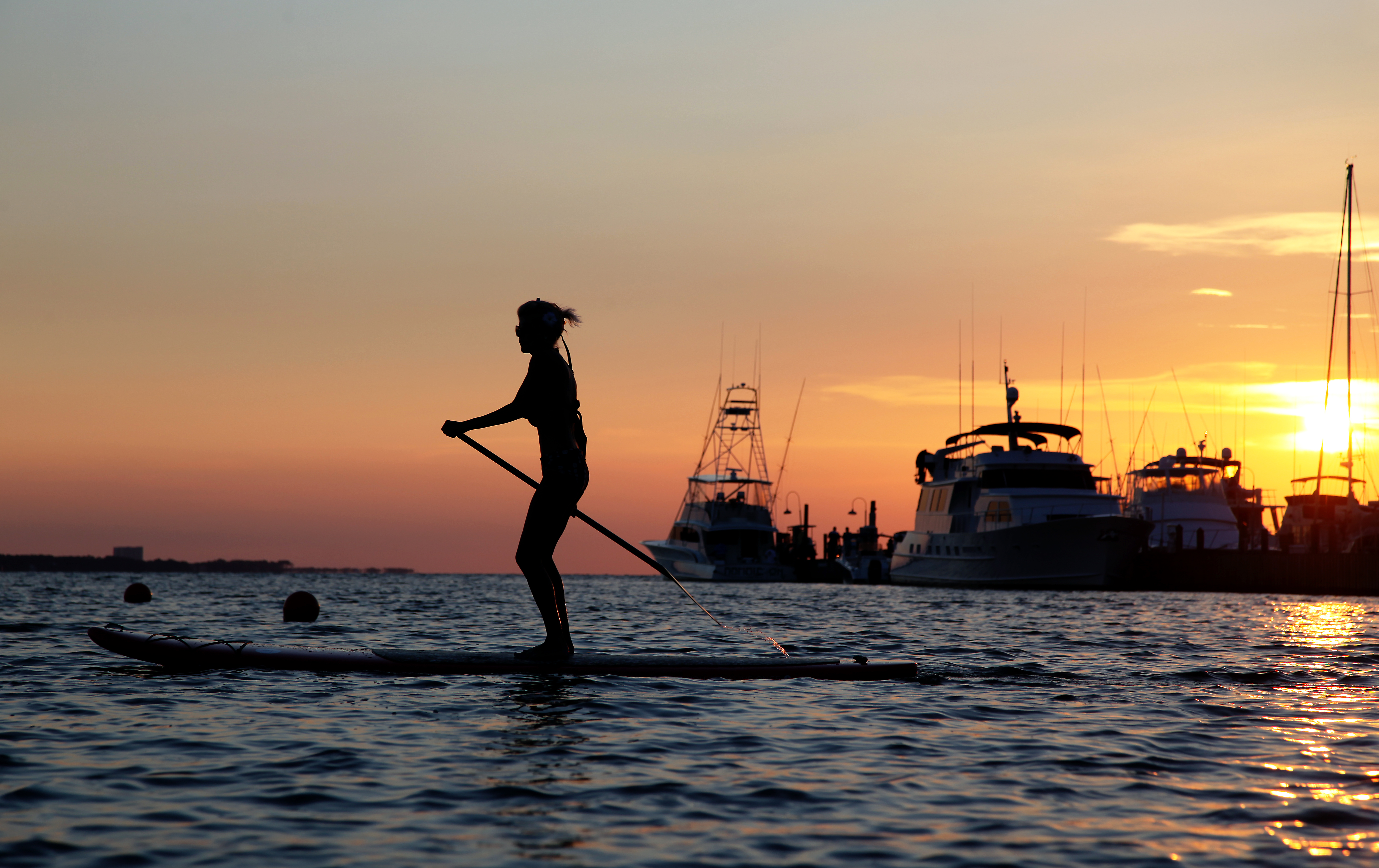 Paddleboarding, Destin Sports, Things to do in Destin