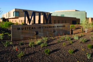 Musical Instrument Museum, Scottsdale, Arizona