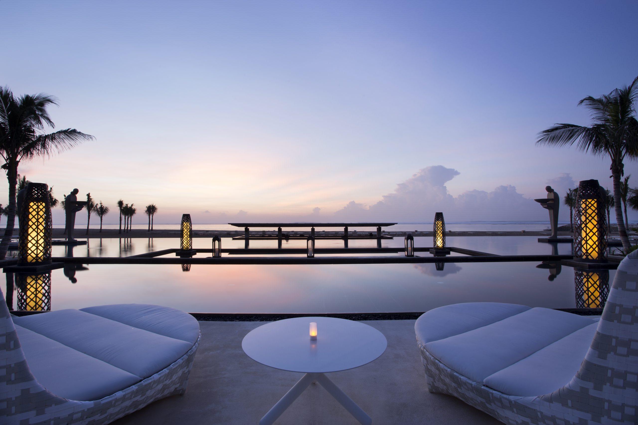 Ocean Pool, Mulia Resort, Bali, Indonesia