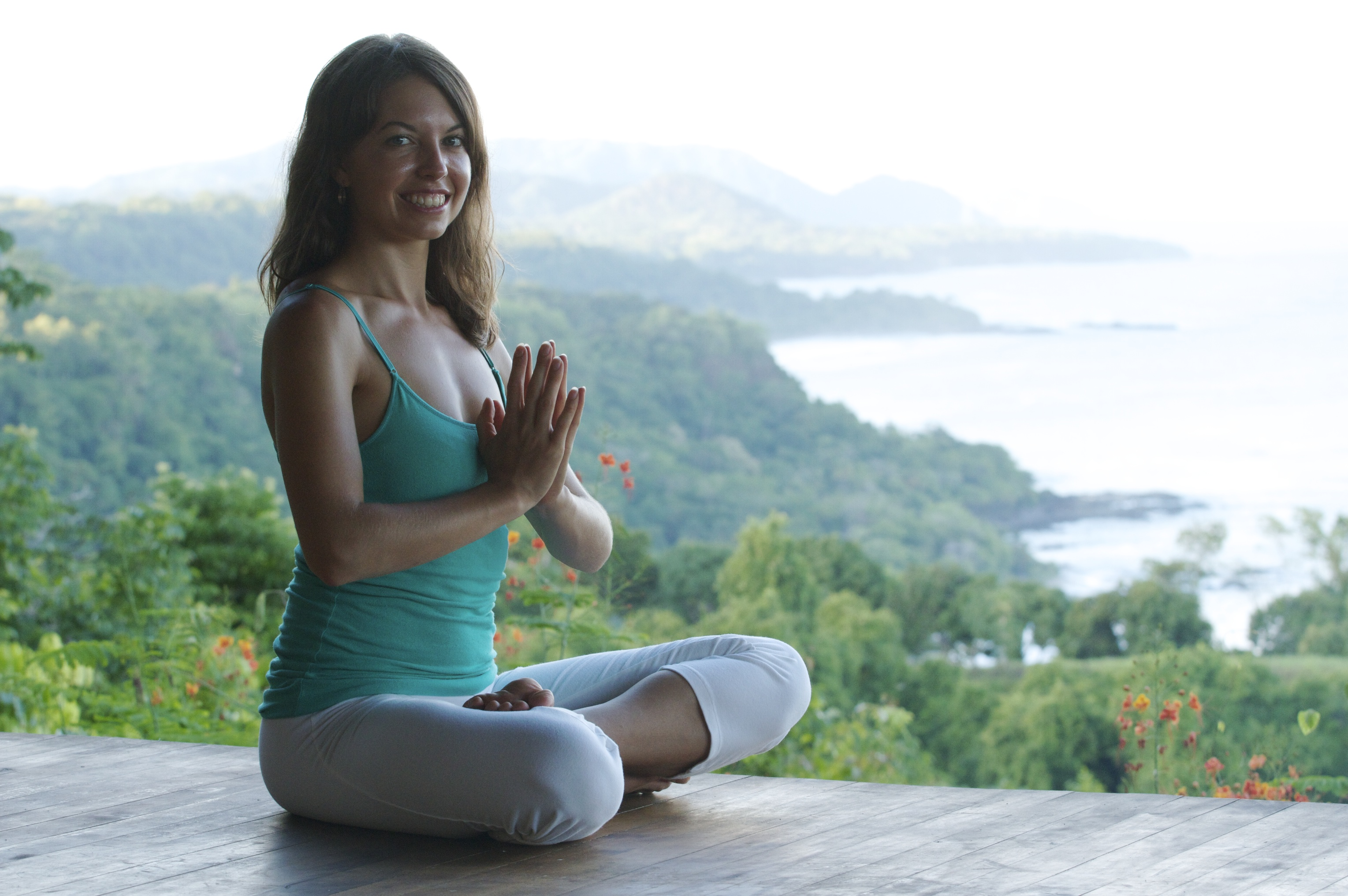 Yoga retreat, Costa Rica