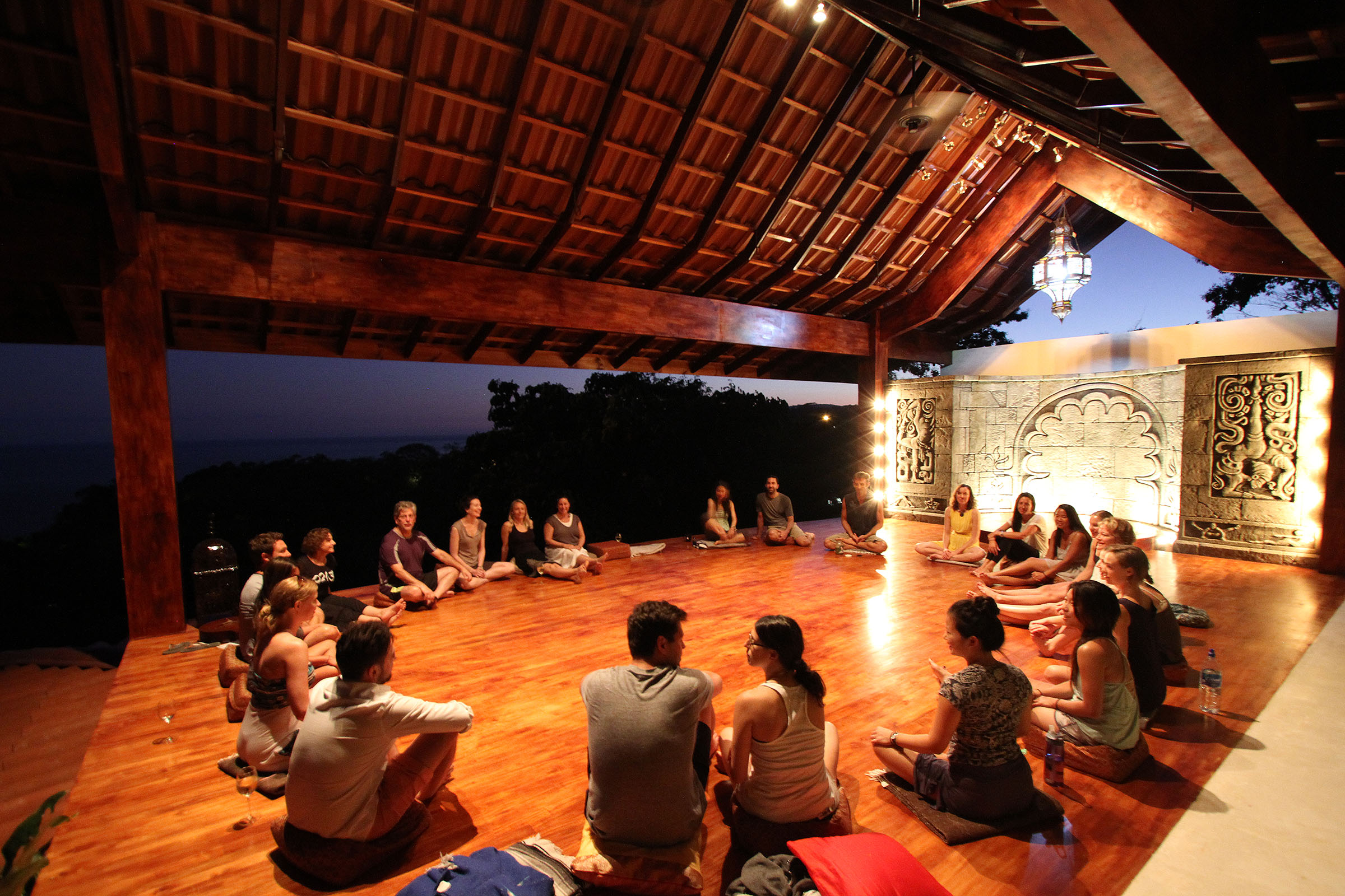 Yoga retreats, Costa Rica