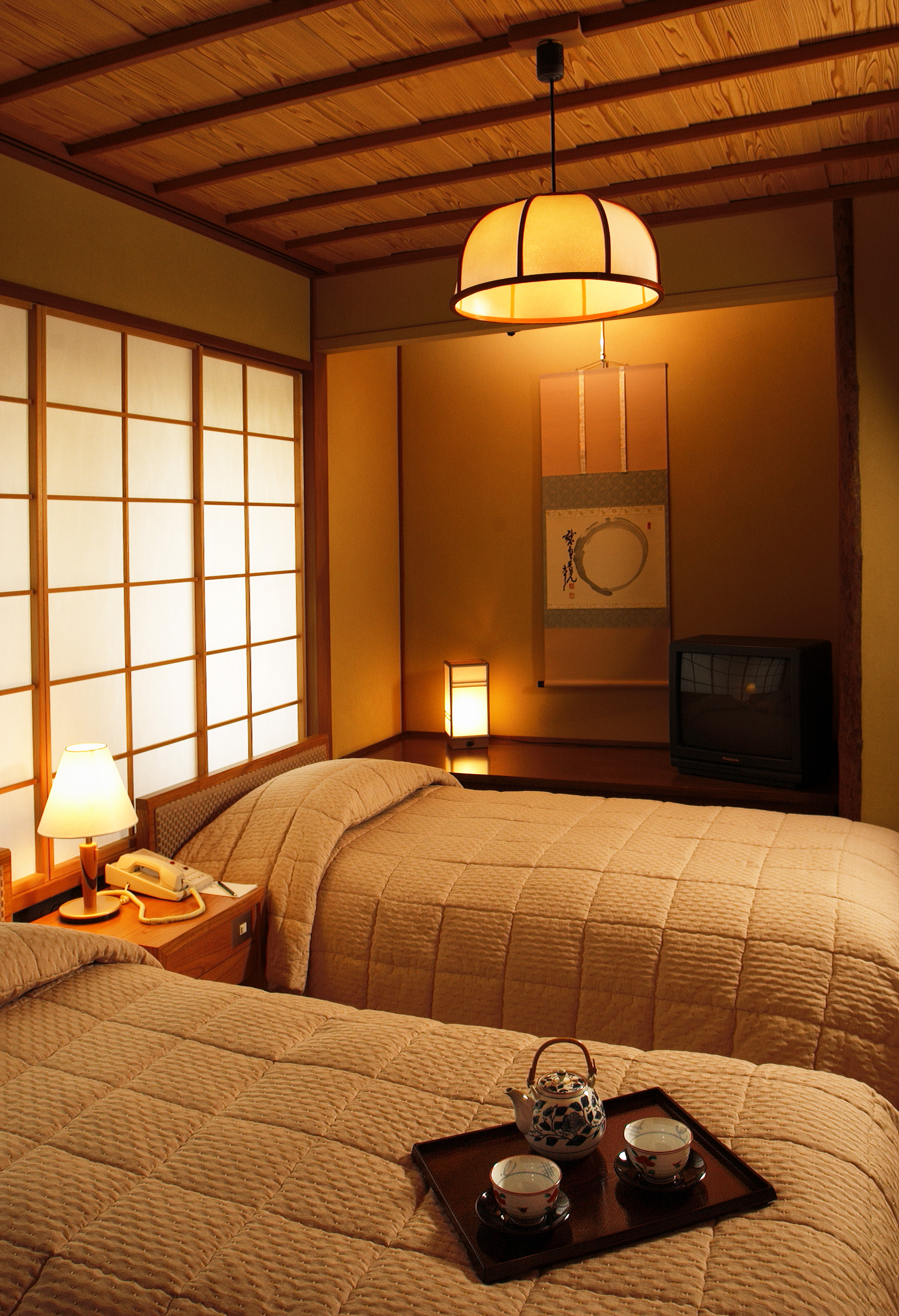 The Tatami Suite