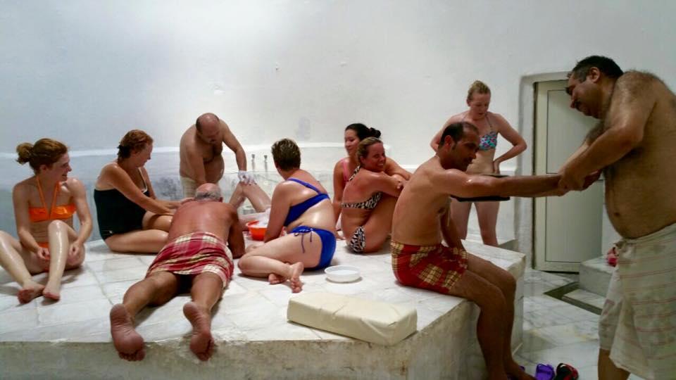 Datça, Turkey, Turkish bath